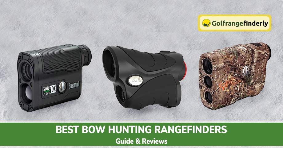 Best Bow Hunting Rangefinders