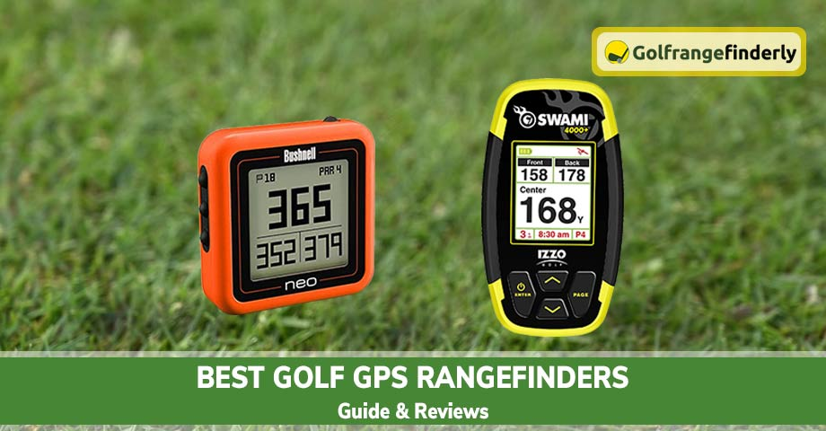Best Golf GPS Rangefinders