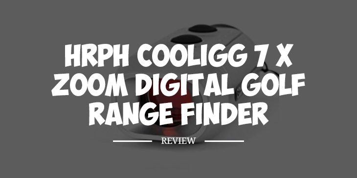 Hrph Cooligg 7 x Zoom Digital Golf Range Finder Review