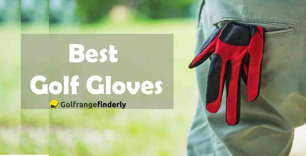 best golf gloves 2019