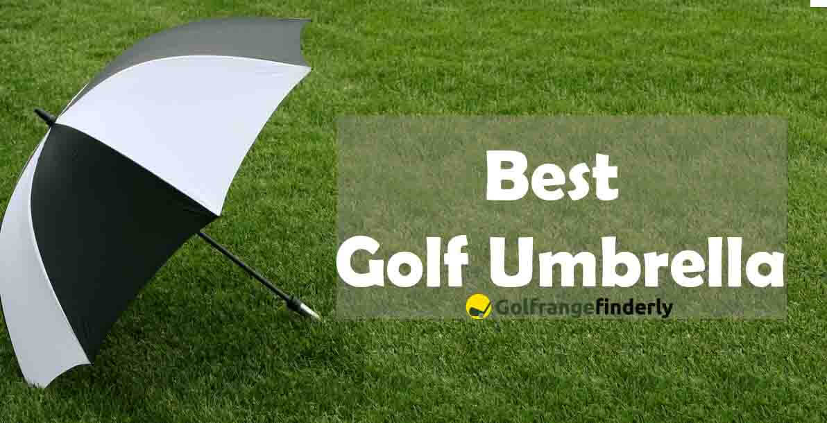 Best Golf Umbrellas Review & Buying Guides 2018