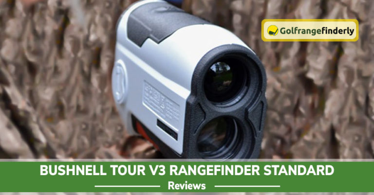 Bushnell Tour V3 Rangefinder Standard