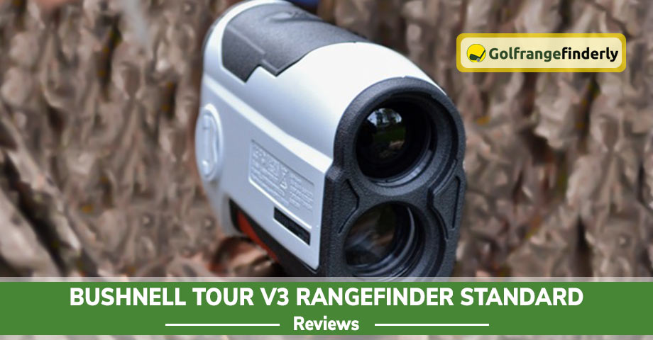 Bushnell Tour V3 Rangefinder Standard Review