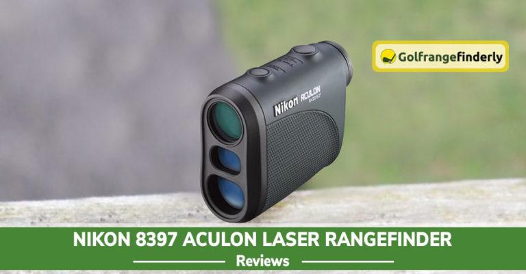 Nikon 8397 ACULON Laser Rangefinde